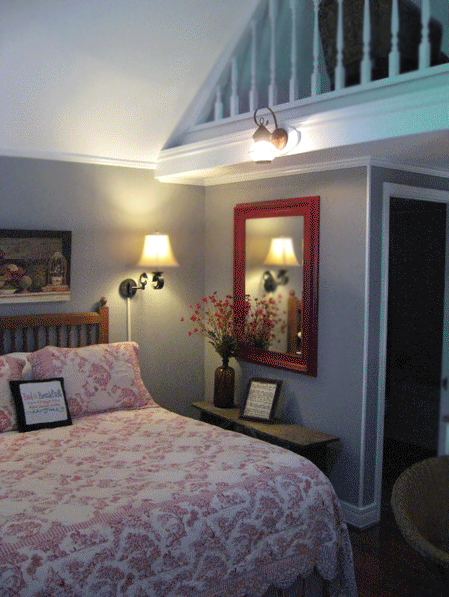 Eureka Springs Bed and Breakfast Suite